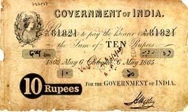 Image : Rupees Ten