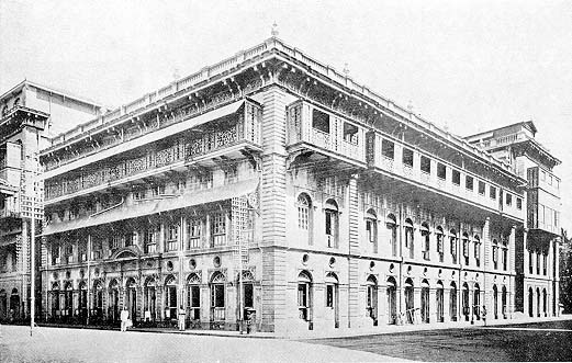 The Bank of Bombay