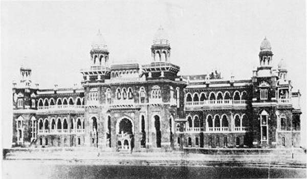 The Bank of Madras