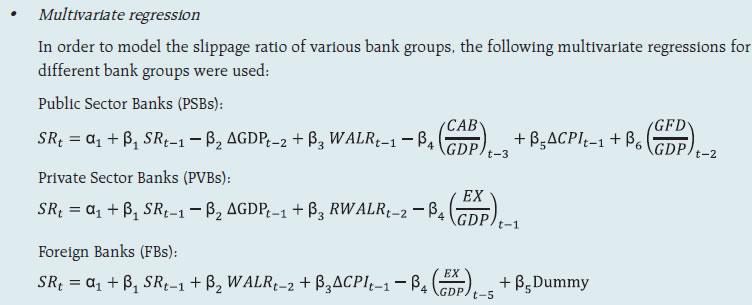 Multivariate Regression