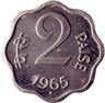 Two Paise Reverse