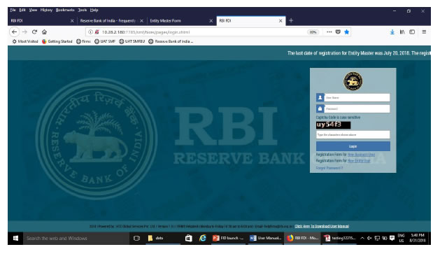 Reserve Bank Of India Frequently Asked Questions